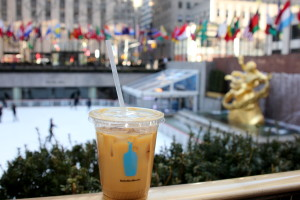 Blue Bottle Coffee at Rockefeller Center