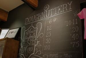 Doughnuttery