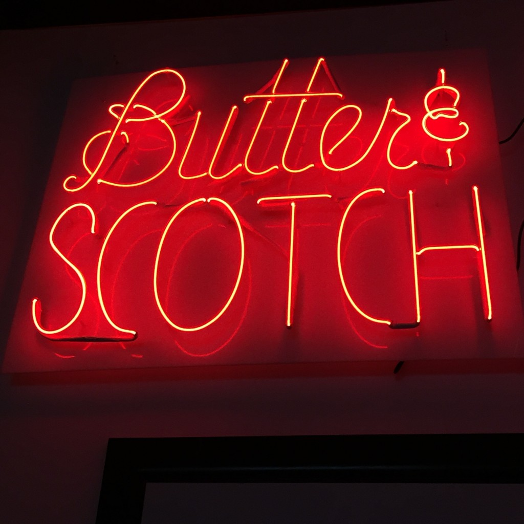 New York City Butter and Scotch