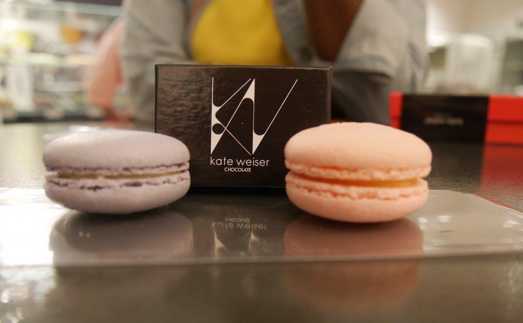 Kate Weiser Macarons