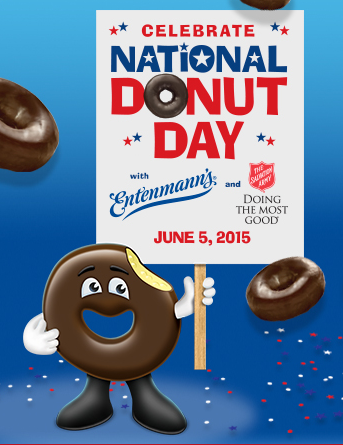 Entenmann's Donut Day