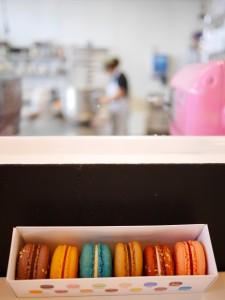 Haute Sweets Patisserie macarons