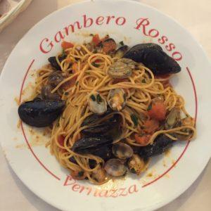 Gambero Rosso Vernazza Cinque Terre www.thesweetwanderlust.com