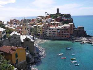 Vernazza Cinque Terre www.thesweetwanderlust.com