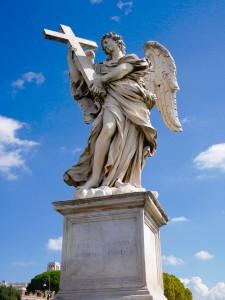 Bernini's Angels www.thesweetwanderlust.com