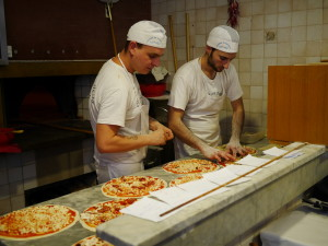 Pizzeria da Baffetto www.thesweetwanderlust.com